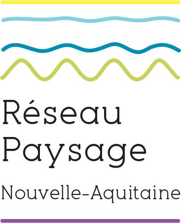logo du Réseau paysage de Nouvelle-Aquitaine